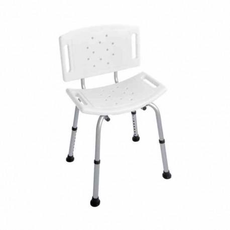 Sedie In Alluminio E Plastica.Sedia In Alluminio E Plastica Per Doccia