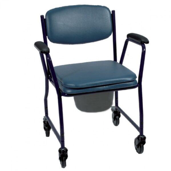 Sedia Comoda wc con rotelle - Sanifarmac Shop